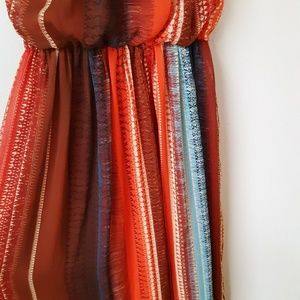 Boho maxi dress:BUNDLE ONLY